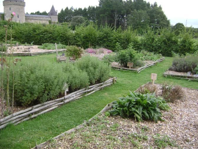In Blain: A Medieval Kitchen Garden