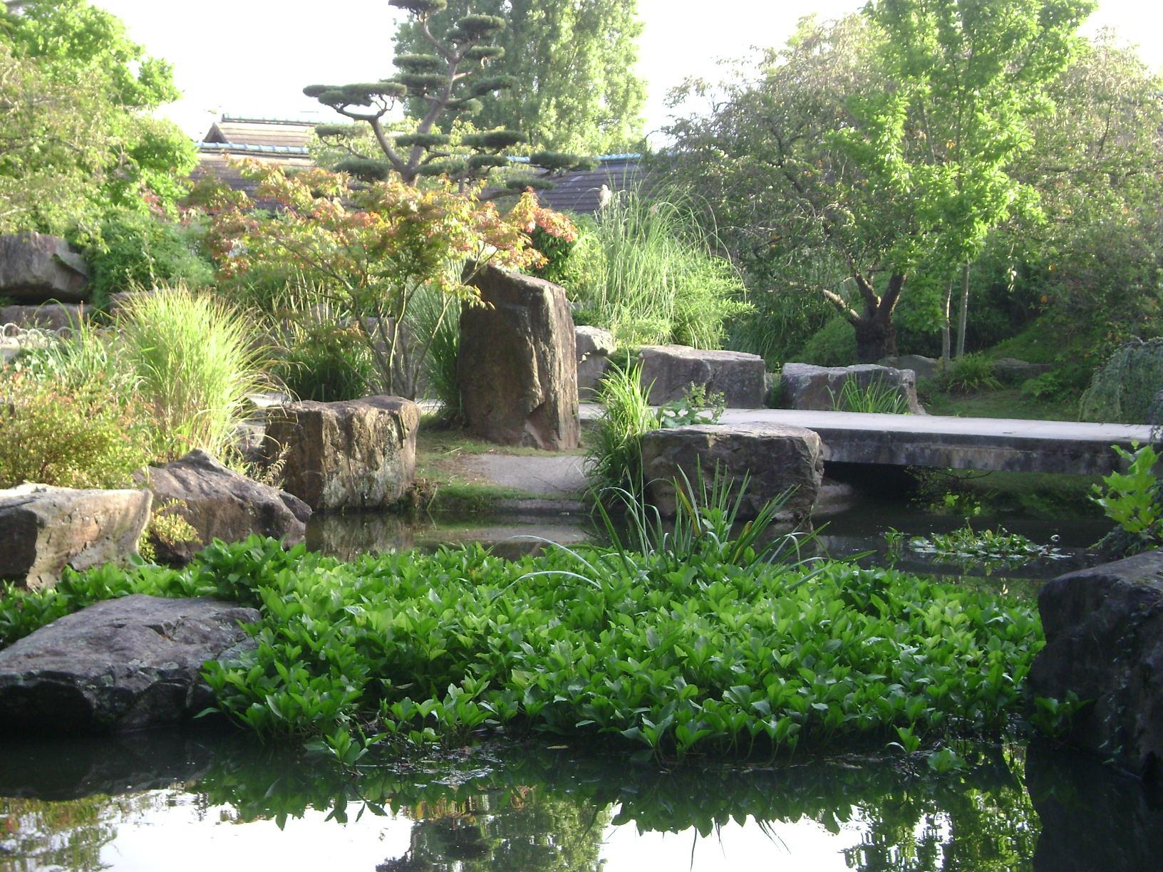 France: A Japanese Zen Garden On An Island In Nantes | Globetrotting  Gardener