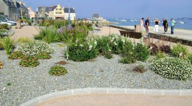 Petanque Park by the Sea in France