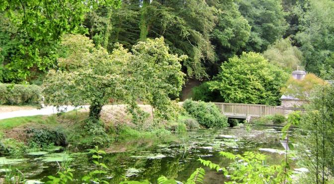 Brest Botanical Gardens Part 1: The Park