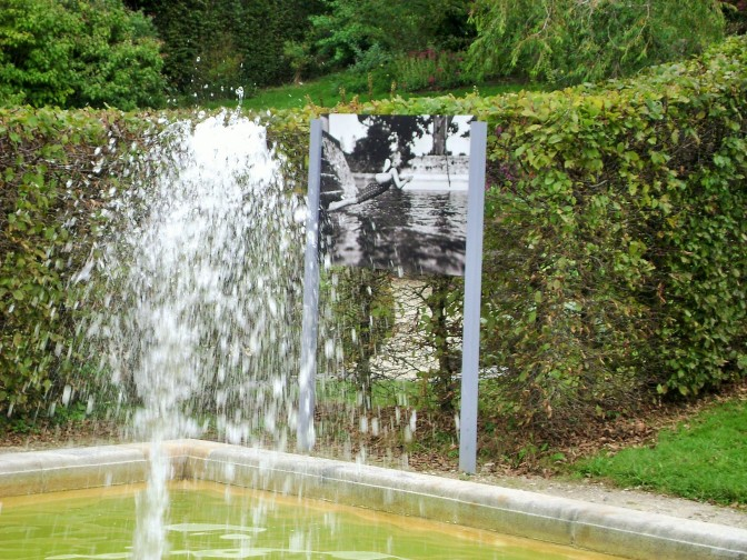 Castle of Trevarez in France: The Art of Jacques Henri Lartigue in the Gardens