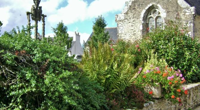 Ploher's Old Gothic Church Garden