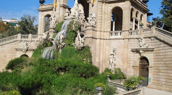 Barcelona Ciutadella Park: Fountains, Gaudi and Gardens