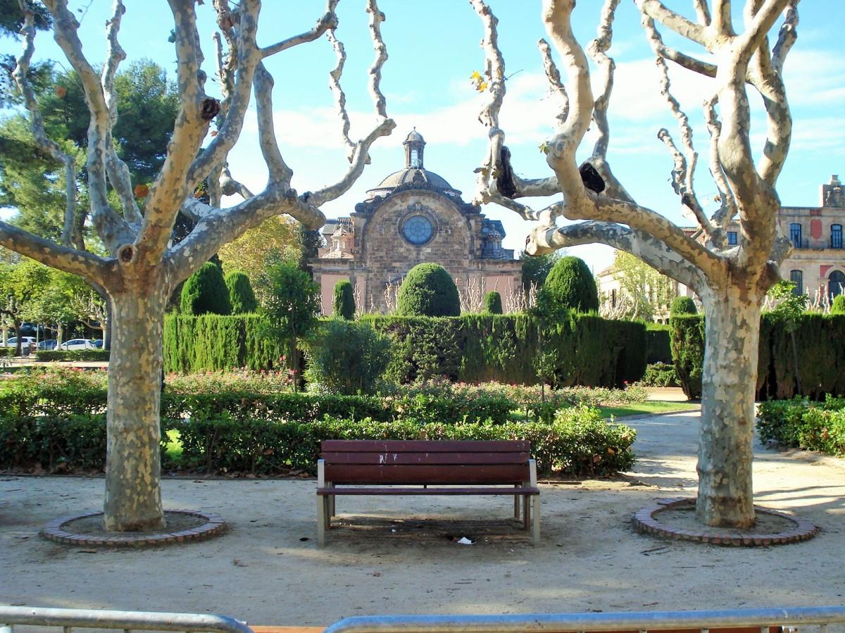 Barcelona Ciutadella Park: The Formal Gardens