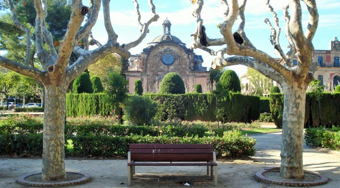 Barcelona Ciutadella Park: The Formal Gardens