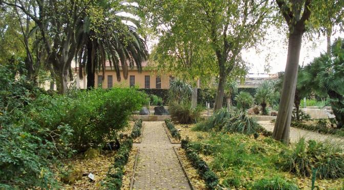 Cordoba Botanical Gardens: the Scientific Garden