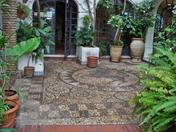 Patios and Courtyards of Cordoba, Spain