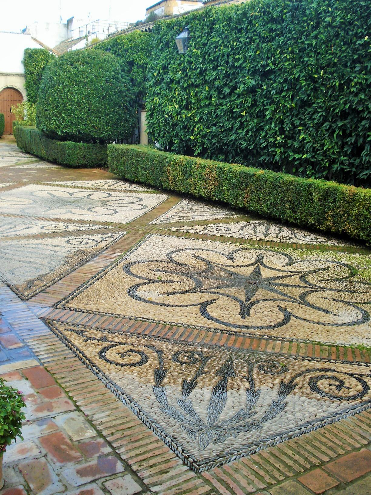 Courtyard U0026 Patio Designs, Spain