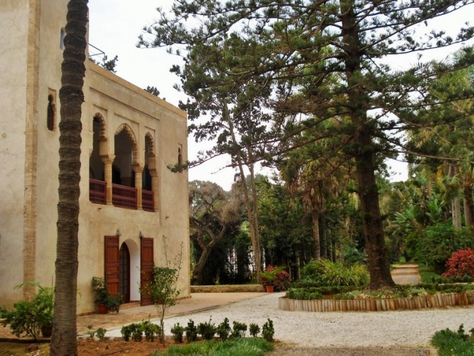 The Jardins d'Essais, Rabat's Historic Botanical Gardens, Part II: The Andalusian Garden